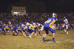 Ojai Nordhoff Rangers game Stock Photography