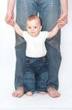 ojca i syna zdjęcia stock
