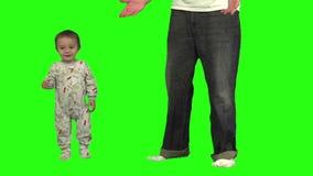Ojciec i syn zdjęcie wideo