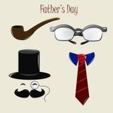 ojciec jest szczęśliwy dzień Obrazy Stock