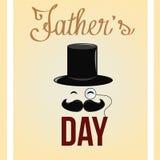 ojciec jest szczęśliwy dzień Fotografia Stock
