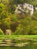 Ojcow National Park in Poland Stock Photography