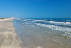 ojcze wyspy na plaży Obrazy Stock