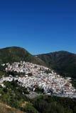 Ojen, Andalusien, Spanien. Stockfoto