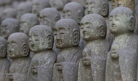 Ojizo-sama Stock Photography