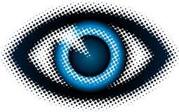 Ojo ilustración del vector