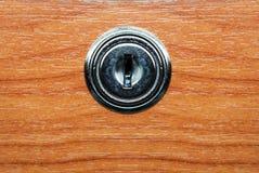 Ojo de la cerradura Fotos de archivo libres de regalías
