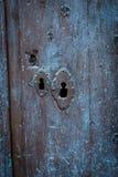 Ojo de la cerradura Fotografía de archivo