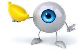 Ojo de la diversión Imagen de archivo libre de regalías