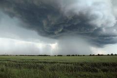Ojo de la tormenta Fotos de archivo