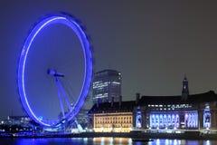 Ojo de Londres Imagenes de archivo