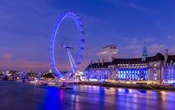 Ojo de Londres Fotos de archivo