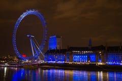 Ojo de Londres Imagen de archivo libre de regalías