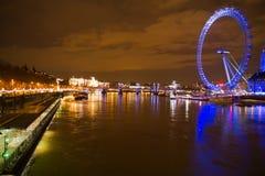 Ojo de Londres Imágenes de archivo libres de regalías