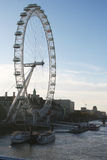 Ojo de Londres en Londres Imagen de archivo