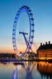 Ojo de Londres, Reino Unido. Foto de archivo libre de regalías