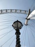 Ojo de Londres, Reino Unido Fotografía de archivo