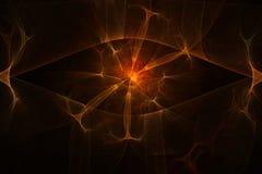 Ojo del espectador Imagen de archivo libre de regalías