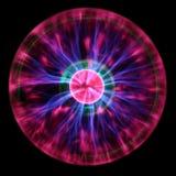Ojo del plasma Foto de archivo libre de regalías
