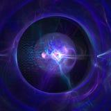 Ojo eléctrico Imagen de archivo libre de regalías
