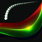 Ojo futurista ilustración del vector