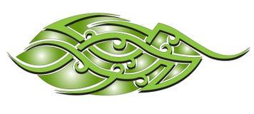 Ojo verde libre illustration