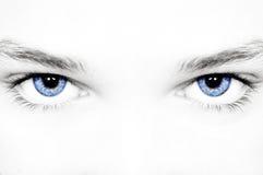 Ojos Imagen de archivo