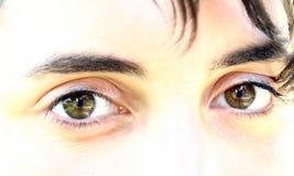 Ojos Fotografía de archivo