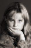 Ojos azules Imagenes de archivo