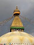 Ojos de Buda Imagenes de archivo