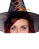 Ojos de la bruja Foto de archivo