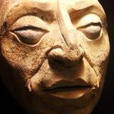 Ojos de la piedra Imagen de archivo