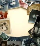 Ojos de la vendimia fotos de archivo libres de regalías