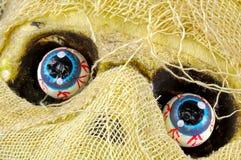 Ojos de las momias Foto de archivo