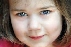 Ojos del alma Imágenes de archivo libres de regalías