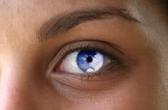 Ojos del cielo Imagen de archivo libre de regalías
