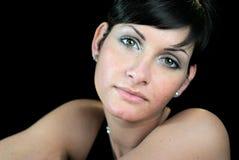 Ojos encantadores 1 Foto de archivo
