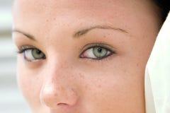 Ojos hermosos Foto de archivo