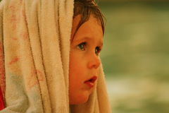 Ojos hermosos Fotos de archivo