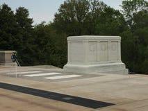 Okänd soldat Tomb Arkivfoto