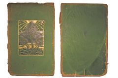 okładka książki Zdjęcie Stock