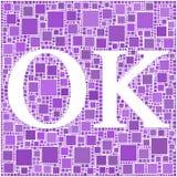 OK ! Photo stock