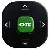 OK button Royalty Free Stock Photos