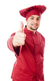 OK Chef Royalty Free Stock Photography