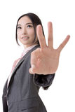 Ok gesture Stock Images