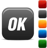 Ok icons. vector illustration
