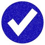Ok ikony Grunge Watermark Obraz Royalty Free