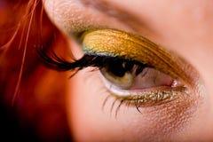 oka makeup obraz royalty free
