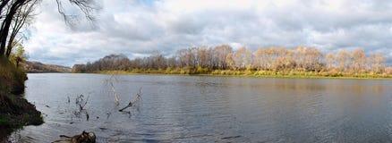 The Oka river 4 Royalty Free Stock Photo