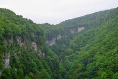Okace kanjon Royaltyfri Fotografi